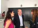 El director general de Empresas en funciones, Javier Rosell, asiste al Programa de Alta Dirección Digital que organiza GlobalCaja Horizonte XXII