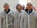 Empresarios chinos visitan Alcázar para conocer sus potencialidades y valorar el intercambio comercial