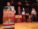 Cabañero subraya el carácter solidario de la sociedad albaceteña durante la gala de entrega de los X Premios Solidarios del Grupo Multimedia de Comunicación La Cerca