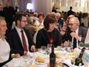 Más de 200 personas contribuyen en Alcázar a la investigación contra el cáncer participando en la cena anual de la AECC