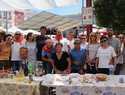 6.000 personas en el concierto solidario de Mägo de Oz completaron el aforo de la Plaza Joven