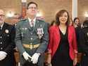 La alcaldesa de Alcázar de San Juan acompañó a la Guardia Civil en la celebración del Pilar