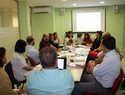 Directivos del Ministerio de Sanidad y Bienestar Social visitan Alcázar para conocer el funcionamiento de Servicios Sociales