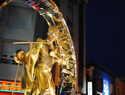 'Una joya es para siempre', de Cartón y Silicona, brilló en el XXXVIII Concurso Regional de Carrozas con Comparsa en Valdepeñas