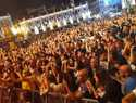 Macaco revolucionó a 7.000 personas en las Fiestas del Vino de Valdepeñas