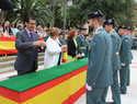 EL Gobierno de Castilla-La Mancha agradece a la Guardia Civil su trabajo por garantizar la seguridad y para vivir en libertad