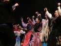 Clausuradas en Villarrobledo las XXI Jornadas de Folclore de Castilla-La Mancha con la entrega de las insignias de oro