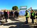 """El alcalde de Piedrabuena valora muy positivamente la puesta en marcha del nuevo pabellón multiusos, un proyecto """"muy demandado por los vecinos"""""""