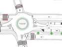 Una nueva rotonda en Argés regulará el tráfico en el cruce de la Calle La Higuera y la Avenida Pascual García Garrido con la CM-4013