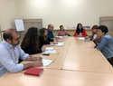 Zamora valora el trabajo de las entidades que colaboran con las personas refugiadas en Ciudad Real