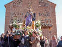 Comienza el ciclo de candelarias de invierno con la de santa Bárbara
