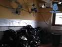 Desmantelados 6 laboratorios clandestinos de marihuana en una vivienda de Layos (Toledo)
