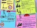 La Policía Local de Manzanares realiza una campaña sobre vehículos de movilidad personal (VMP)