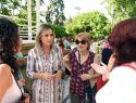 """Imagen: El Ayuntamiento de Toledo """"estará siempre al lado de las víctimas de violencia machista y junto a quienes luchan por su erradicación"""""""