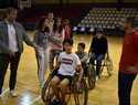 Jornada de concienciación en Ciudad Real sobre el deporte adaptado en el Pabellón Puerta de Santa María