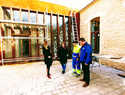 El nuevo Museo del Vino de Carrión de Calatrava abrirá sus puertas la próxima primavera