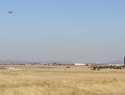 El Aeropuerto de Ciudad Real realiza un nuevo vuelo de comprobación de sistemas y ultima el desarrollo del Plan de Formación de su personal