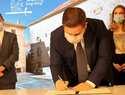 Junta y Ayuntamiento firman el compromiso de ejecutar el gran proyecto de La Alameda