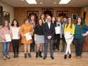 Jiménez destaca la apuesta del Ayuntamiento de Argamasilla de Alba por la formación de calidad para aumentar la empleabilidad