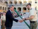 Eurocaja Rural premia a los mejores Sargentos Alumnos de la Academia de Infantería de Toledo