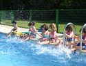 El área de Deportes del Ayuntamiento de Argamasilla de Alba completa las 258 plazas de los cursos de natación ofertados este verano
