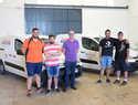 Tourline Express abre una delegación en Argamasilla de Alba y al frente de ella un equipo joven y emprendedor