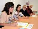 Gema García Ríos, alcaldesa de Calzada, nueva presidenta de la Asociación para el Desarrollo del Campo de Calatrava