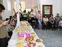 El encuentro de Hermandad de AMFAR reúne a los representantes de la actividad socioeconómica de Bolaños