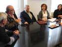 El Ayuntamiento de Alcázar de San Juan firma convenio con la asociación de cazadores para el mantenimiento de caminos