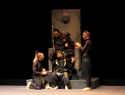 """""""The Primitals"""", espectacular montaje para clausurar el Festival de Teatro de Villacañas"""