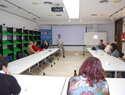 El taller 'Claves para hablar en público' de la Cámara de Ciudad Real y el CEEI incide en la importancia de la comunicación