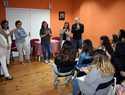 Entregados los diplomas a los participantes del Proyecto de Voluntario Educativo en Centros Sociales de Ciudad Real