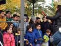 Los escolares de Ciudad Real demuestran sus dotes de canto en la III Muestra Escolar de Villancicos en la Calle
