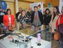 Una exposición de la UCLM muestra que la Ingeniería también es una profesión de mujeres