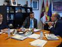 El Gobierno regional analiza la situación del sector ganadero en Castilla-La Mancha