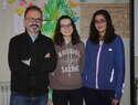 Dos alumnas del IES Modesto Navarro premiadas en un concurso de la UCLM