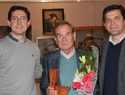 """Las Jornadas de Historia Local organizadas por el Ayuntamiento de Bolaños presentaron el libro """"Vida de Josico: Indultado por la Reina"""" del bolañego Agustín Sobrino Aranda"""