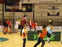 36 niños y niñas disfrutan del II Campus de Baloncesto de Navidad de Alcázar de San Juan