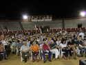 Luis Pastor puso el cierre de oro a los Escenarios de Verano con poesía, música, memoria y conciencia social