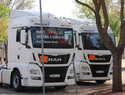 Todo a punto para la I Feria Nacional de Vehículos Industriales de Ocasión en Manzanares