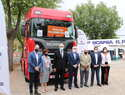 Nuevo impulso a las empresas manzanareñas con la inauguración de la II Feria Nacional del Vehículo Industrial de Ocasión