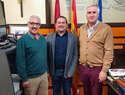 Alcalde de Almodóvar y director provincial del SEPE analizaron cómo dar mayor alcance al plan de empleo estatal