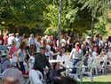 El parque de La Constitución d Azuqueca de Henares acoge la primera Paella Popular a beneficio de Cruz Roja