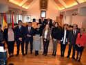 """Pilar Zamora y Ana Pastor inauguran la exposición """"40 años de España en Democracia"""""""