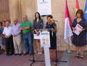 Manifiesto en el Día Mundial del Mayor en La Roda