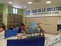 La Casa de la Juventud de Manzanares celebra las fiestas patronales con torneos de tenis de mesa, Catán y ajedrez