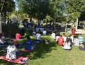 Yoga y Taichí en el Parque de Gasset dentro de la Semana Europea del Deporte