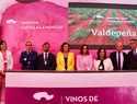 Las Rutas del Vino de La Mancha, Valdepeñas y Manchuela contaron con su espacio en FENAVIN 2019