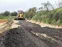 Mañana comienza en Marchamalo el arreglo del firme y cunetas de una decena de caminos rurales