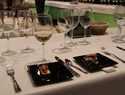Deliciosos platos y vinos de las bodegas de Manzanares, protagonistas de una cata muy especial